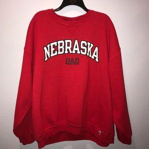 Nebraska Vintage Crewneck
